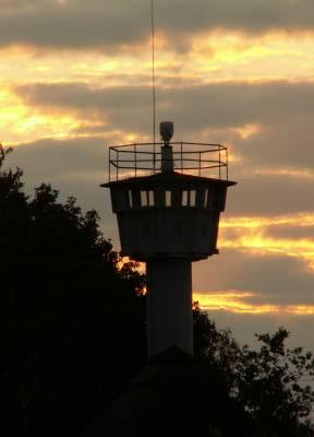Ostsee-Grenzwachturm in Kühlungsborn