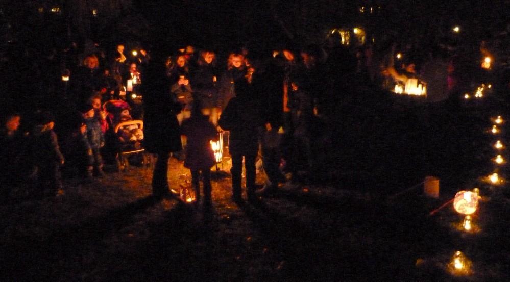 Martinsfest der Slütergemeinde Dierkow